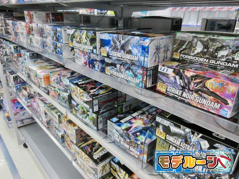 愛知県一宮市でガンプラ(プラモデル)を高額買取してもらうならば!