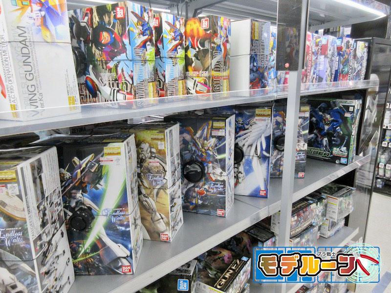 大阪府八尾市でガンプラ(プラモデル)を高額買取してもらうならば!