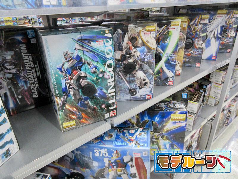神奈川県相模原市中央区でガンプラ(プラモデル)を高額買取してもらうならば!