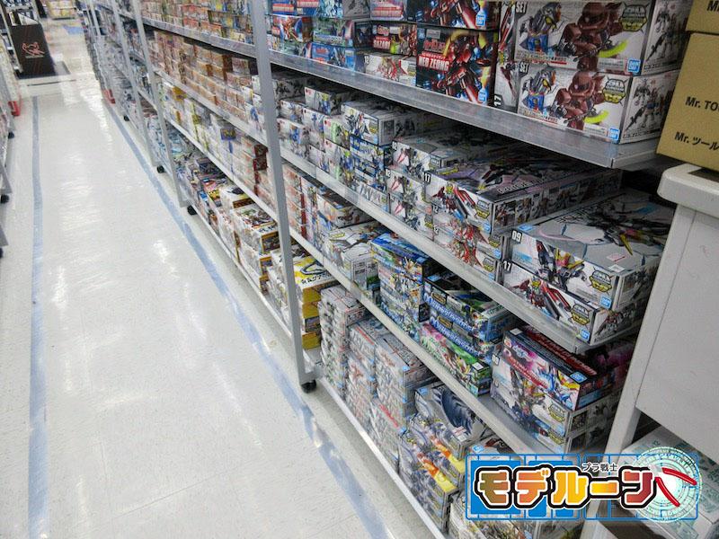 東京都府中市でガンプラ(プラモデル)を高額買取してもらうならば!