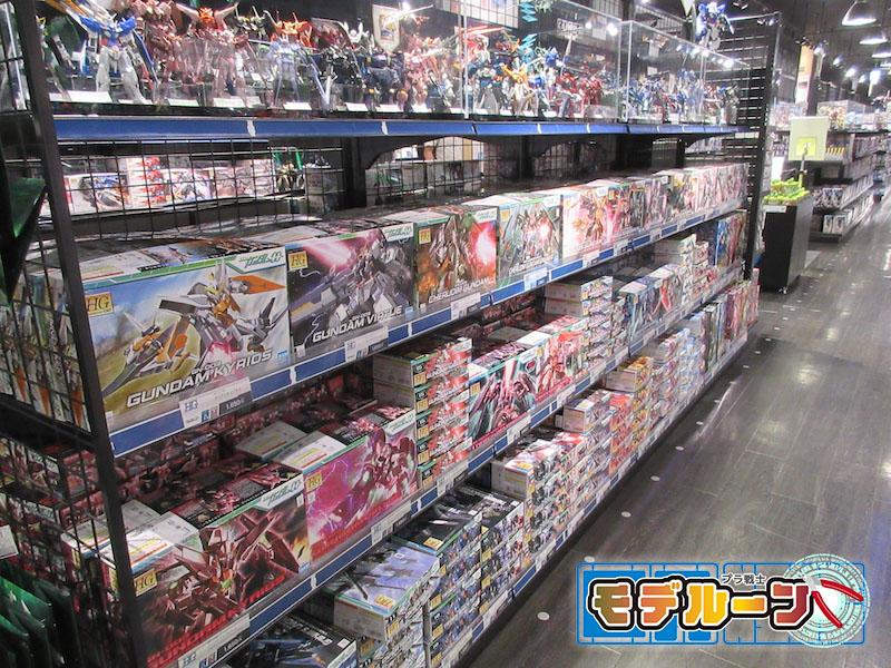 愛知県春日井市でガンプラ(プラモデル)を高額買取してもらうならば!