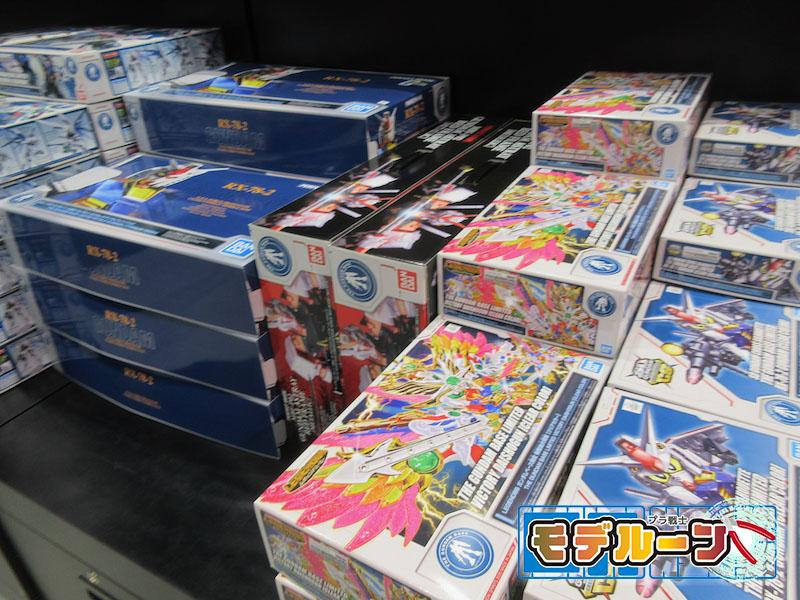 埼玉県所沢市でガンプラ(プラモデル)を高額買取してもらうならば!
