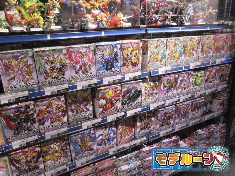 神奈川県横須賀市でガンプラ(プラモデル)を高額買取してもらうならば!